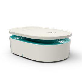 【取扱終了製品】OAXIS BENTO Wireless Speaker White/Green
