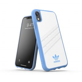 【取扱終了製品】adidas Originals Moulded Case SAMBA SS19 iPhone XR Clear