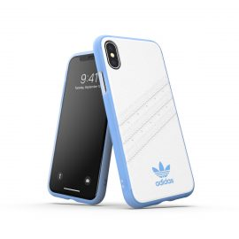 【取扱終了製品】adidas Originals Moulded Case SAMBA SS19 iPhone XS Clear