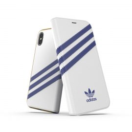 【取扱終了製品】adidas Originals Booklet Case SAMBA SS19 iPhone XS