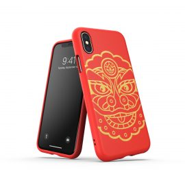 adidas Originals Moulded Case CNY SS19 iPhone XS Max Red