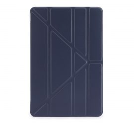 [docomo Select] PIPETTO iPad mini 5(2019)Origami Case NAVY