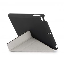 [au+1 Collection Select] PIPETTO iPad mini 5(2019) Origami Case Black