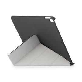 【取扱終了製品】[au+1 Collection Select] PIPETTO iPad Air 3rd (2019) Origami Case Black