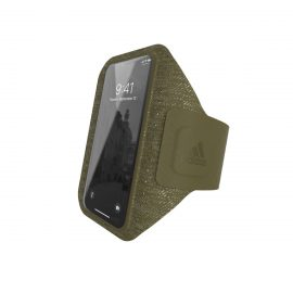 【取扱終了製品】adidas Performance Sport Armband universal S SS19 Raw Kahki