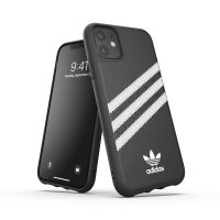 adidas Originals  Moulded Case SAMBA FW19 iPhone 11 BK/WH
