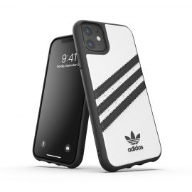 adidas Originals  Moulded Case SAMBA FW19 iPhone 11 WH/BK