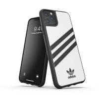 adidas Originals  Moulded Case SAMBA FW19 iPhone 11 Pro Max WH/BK