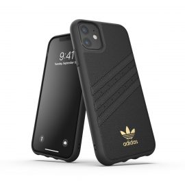 adidas Originals  Moulded Case SAMBA Premium FW19 iPhone 11 BK