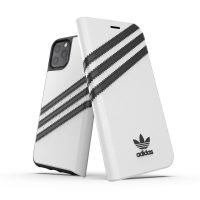 adidas Originals  Booklet Case SAMBA FW19 iPhone 11 Pro WH/BK