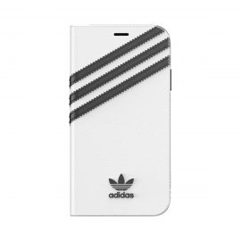 [au+1 Collection Select] adidas Originals BookCase SAMBA for iPhone 11 W/B