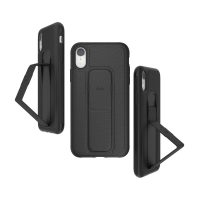 clckr GRIPCASE FOUNDATION iPhone XR Black