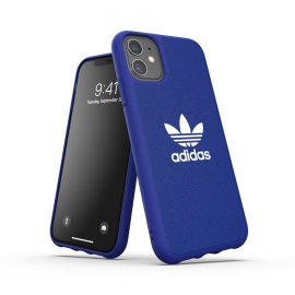 adidas Originals Moulded Case CANVAS for iPhone 11 collegiate power blue