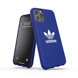 adidas Originals Moulded Case CANVAS for iPhone 11 Pro Max collegiate power blue
