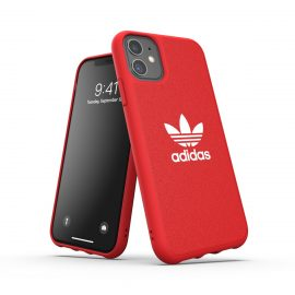 adidas Originals Moulded Case CANVAS for iPhone 11 collegiate scarlet