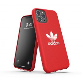 adidas Originals Moulded Case CANVAS for iPhone 11 Pro collegiate scarlet