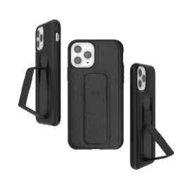 【取扱終了製品】clckr GRIPCASE FOUNDATION for iPhone 11 Pro BLACK
