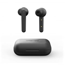 urbnaista PARIS True Wireless Midnight Black-Black