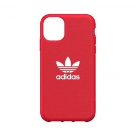[au+1 Collection Select] adidas Originals adicolor Case for iPhone 11 red