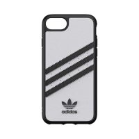 [au+1 Collection Select] adidas Originals SAMBA Case iPhone SE(第2世代) White/Black