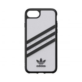 [au+1 Collection Select] adidas Originals SAMBA Case iPhone SE(第2世代) White/Black