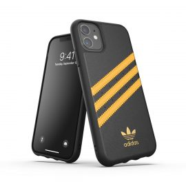 adidas Originals Moulded Case SAMBA SS20 iPhone 11 Black/Gold