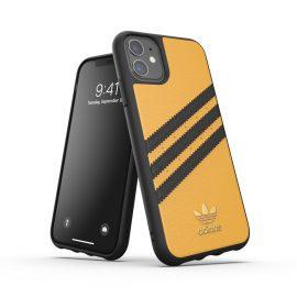 adidas Originals Moulded Case SAMBA SS20 iPhone 11 Gold