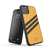 adidas Originals Moulded Case SAMBA SS20 iPhone 11 Pro Max Gold/Black