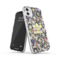 adidas Originals Clear Case CNY AOP iPhone 11 Blue/Gold