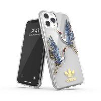 adidas Originals Clear Case CNY iPhone 11 Pro Blue/Gold