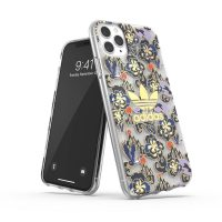 adidas Originals Clear Case CNY AOP iPhone 11 Pro Max Blue/Gold