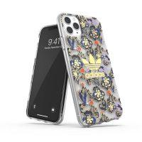 adidas Originals Clear Case CNY AOP iPhone 11 Pro Max Blue/Gold