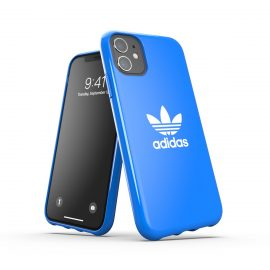 adidas Originals Snap Case Trefoil FW20 iPhone 11 Bluebird