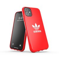 adidas Originals Snap Case Trefoil FW20 iPhone 11 Scarlet