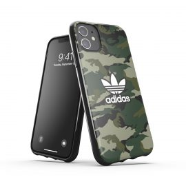 adidas Originals Snap Case Graphic AOP FW20 iPhone11 Black/Night Cargo