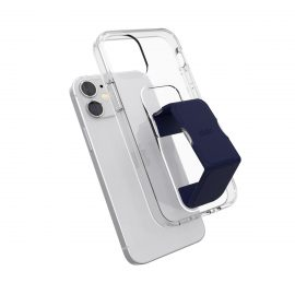 clckr GRIPCASE Clear iPhone 12 mini Clear/Black