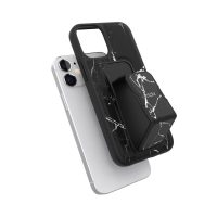 clckr GRIPCASE Marble iPhone 12 mini Marble Black