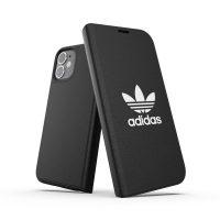 adidas Originals Booklet Case BASIC FW20 iPhone 12 mini Black/White