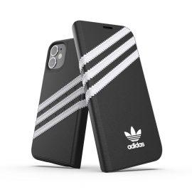 adidas Originals Booklet Case SAMBA FW20 iPhone 12 mini Black/White