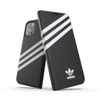 adidas Originals Booklet Case SAMBA FW20 iPhone 12 / iPhone 12 Pro Black/White