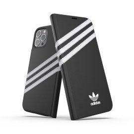 adidas Originals Booklet Case SAMBA FW20 iPhone 12 Pro Max Black/White