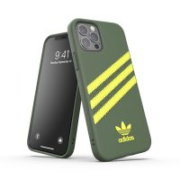 adidas Originals SAMBA FW20 iPhone 12 / iPhone 12 Pro Wild Pine/Acid Yellow