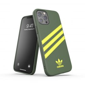 adidas Originals SAMBA FW20 iPhone 12 Pro Max Wild Pine/Acid Yellow