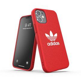 adidas Originals CANVAS FW20 iPhone 12 mini Scarlet