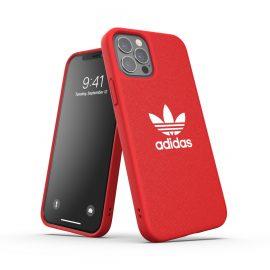adidas Originals CANVAS FW20 iPhone 12 / iPhone 12 Pro Scarlet