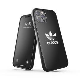 adidas Originals Snap Case Trefoil FW20 iPhone 12 / iPhone 12 Pro Black