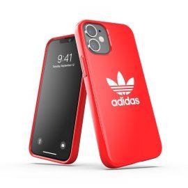 adidas Originals Snap Case Trefoil FW20 iPhone 12 mini Scarlet