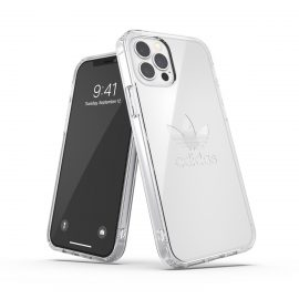 adidas Originals Protective Clear Case FW20 iPhone 12 / iPhone 12 Pro Clear