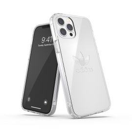adidas Originals Protective Clear Case FW20 iPhone 12 Pro Max Clear