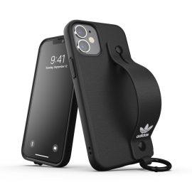 adidas Originals Hand Strap Case FW20 iPhone 12 mini Black